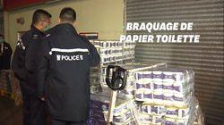 À Hong Kong, un livreur braqué pour du papier