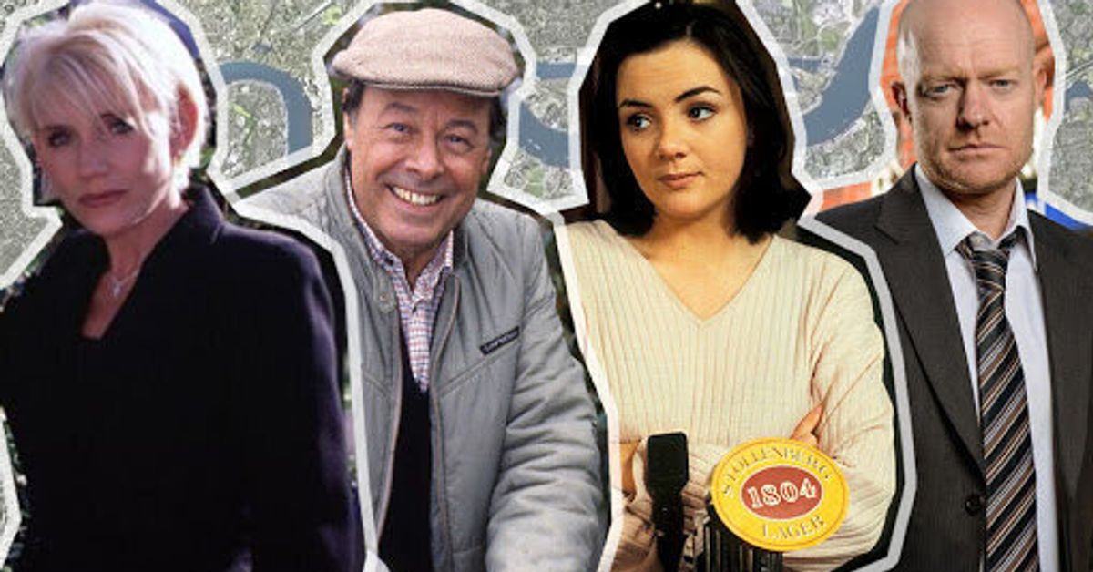 The Definitive Ranking Of The 35 Greatest EastEnders Characters Of All Time: 20-11