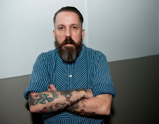 Andrew Weatherall pictured here in