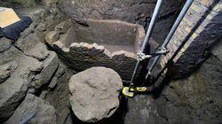 Ritrovato al Foro Romano ipogeo con sarcofago dedicato al culto di
