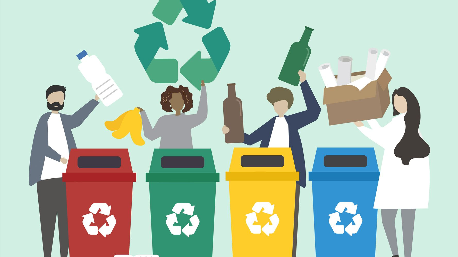 Why Is Recycling So Complicated?! 8 Common Questions Answered