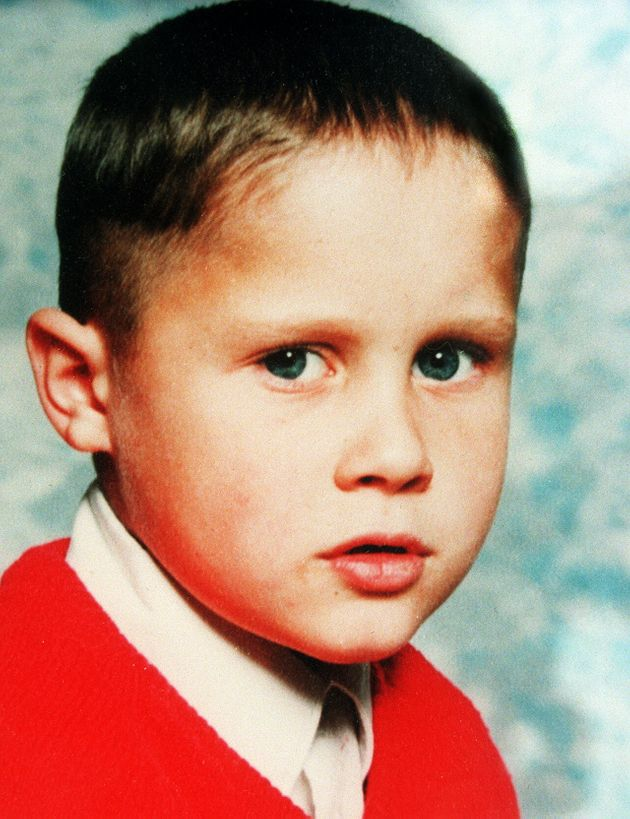 Undated handout file photo of Rikki Neave, as a 38-year-old man has been charged with murdering the six-year-old...