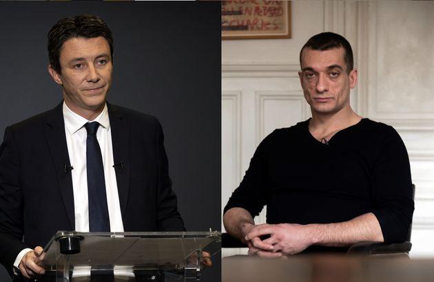 Benjamin Griveaux et Piotr