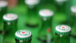 Heineken anuncia recall de long necks por risco de