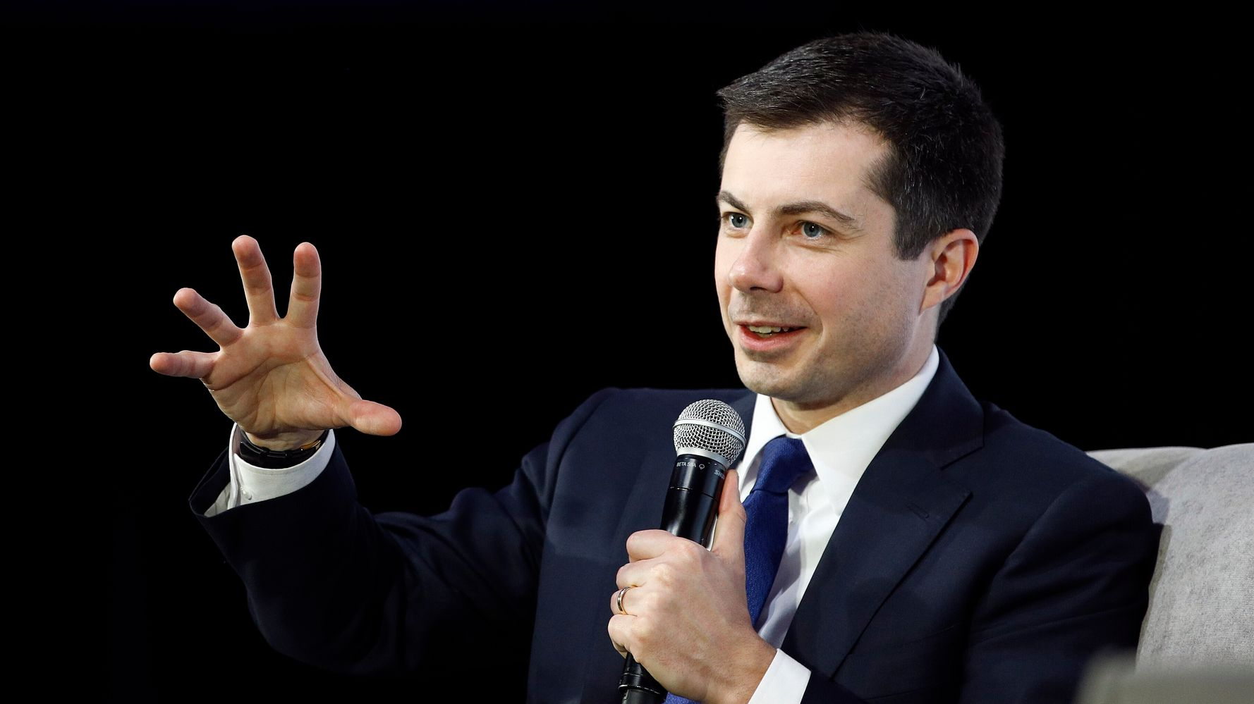 Pete Buttigieg: If Donald Trump Won't Leave White House, He Can 'Do Chores'