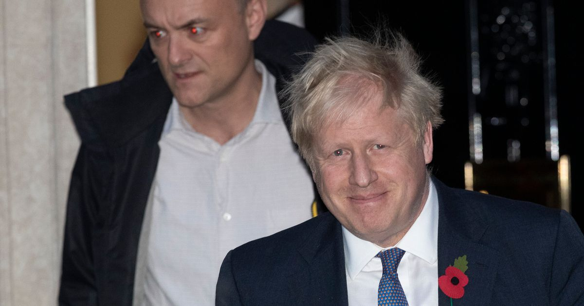 Dom And Dumber? What The Race/IQ Adviser Row Tells Us About No.10