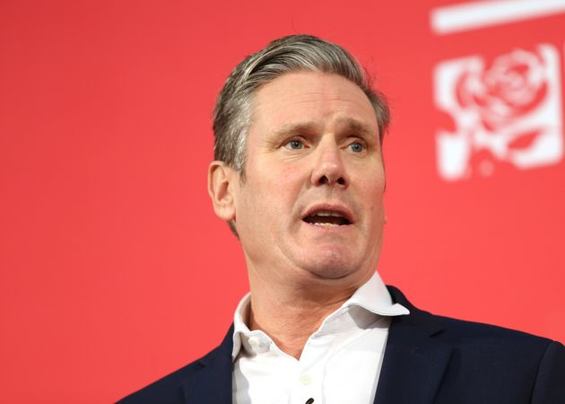 Keir Starmer Backs Police Forces That Avoid Arrests For Cannabis