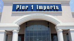 Pier 1 se protège contre la faillite et fermera ses magasins