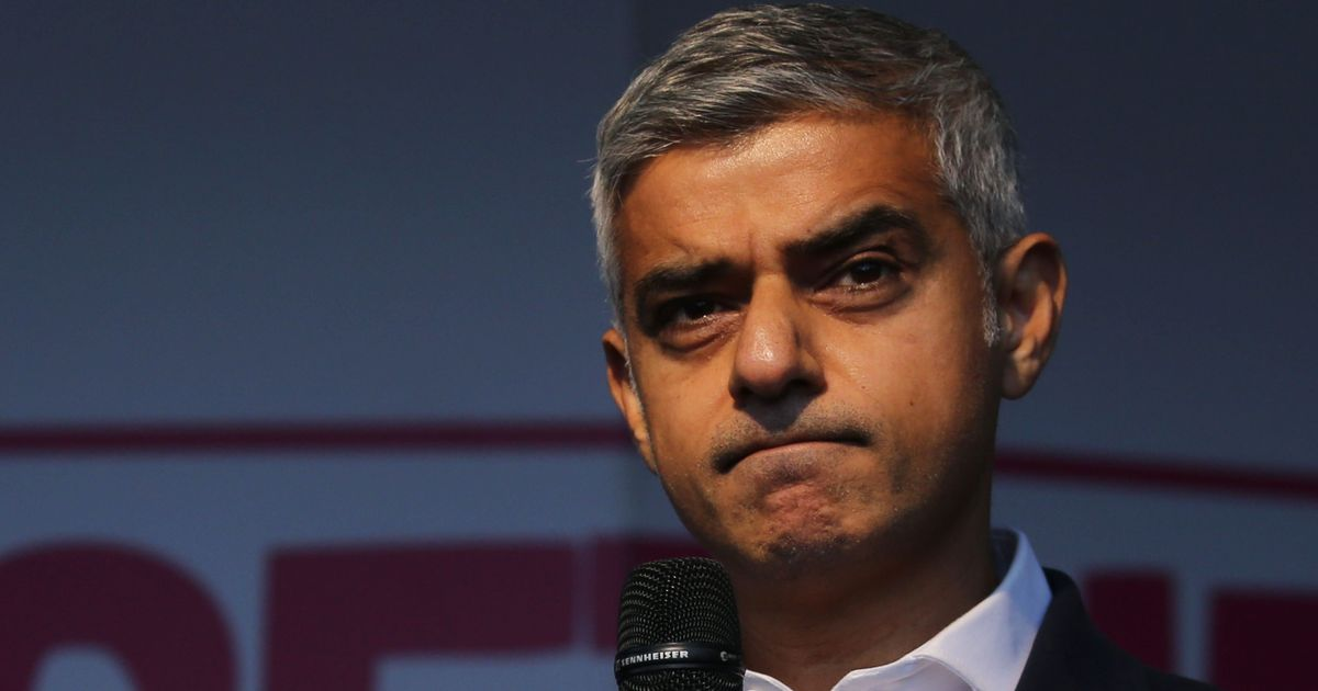 Heartbroken By Brexit? Sadiq Khan Thinks You Should Be Able To Keep Your EU Citizenship