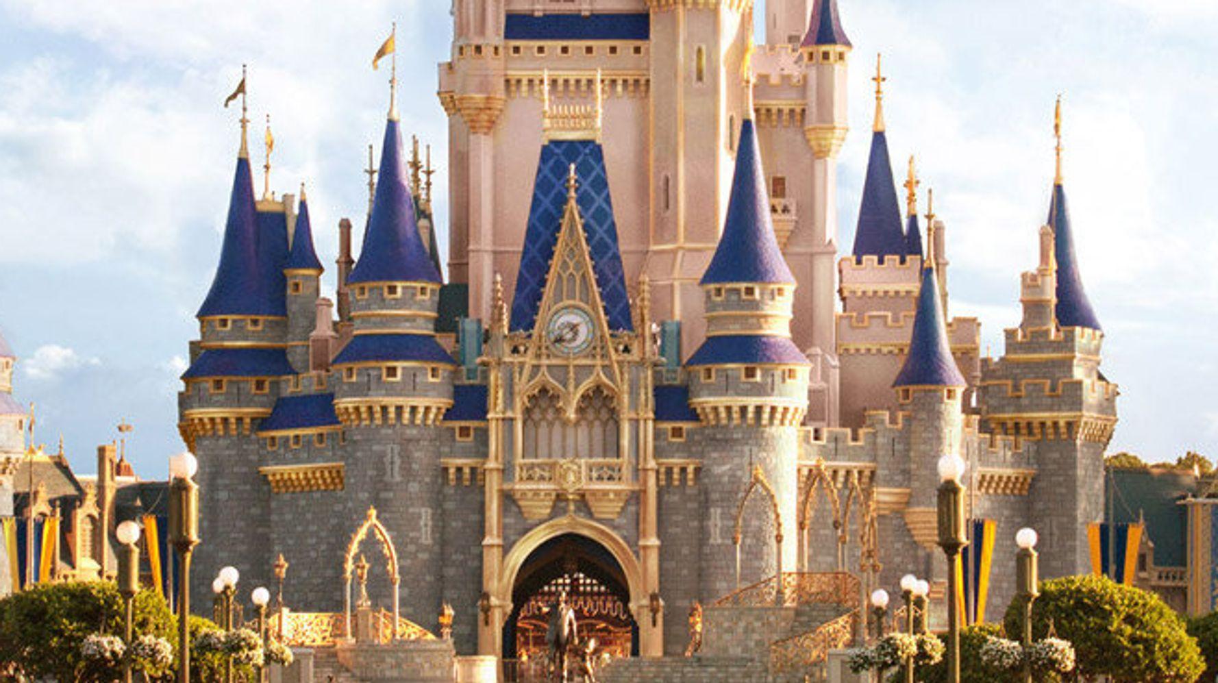 Disney World's Cinderella Castle Is Getting A Major Makeover