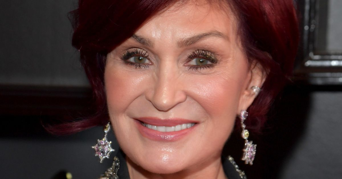 Sharon Osbourne Ditches Trademark Red Hair And Now She's Giving Us Meryl Streep In The Devil Wears Prada Vibes