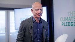 Le patron d'Amazon lance un fonds pour la Terre doté de 10 milliards de