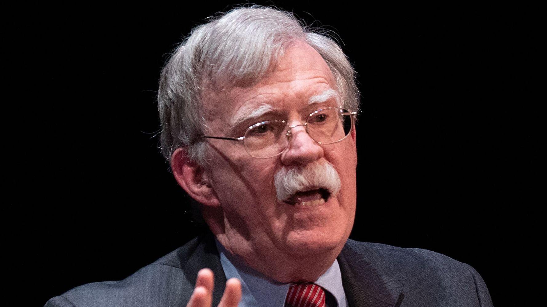 Westlake Legal Group 5e4bab14230000360039b484 John Bolton Teases Ukraine Scandal Details In Upcoming Book, Sparks Online Backlash