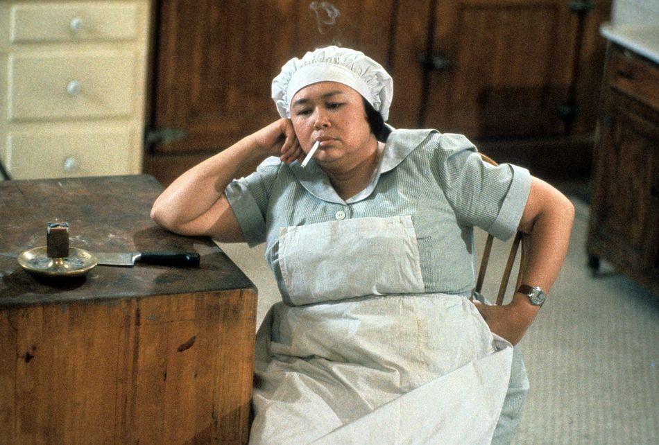 """L'actrice américaine, qui jouait le rôle du Lieutenant Kellye Yamato dans la série """"M*A*S*H"""" et de Madame Ho dans le film """"Cluedo"""" (1985), est morte des suites d'un cancer à 72 ans.» Lire notre article complet en cliquant ici"""