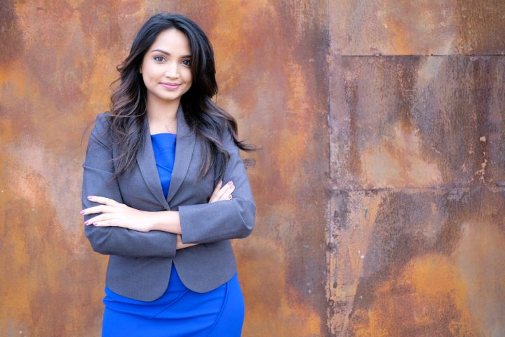 Democrat Nabilah Islam, 30, is running as a progressive in a crowded primary to succeed Republican Rep. Rob Woodall in Georgia's 7th Congressional District.