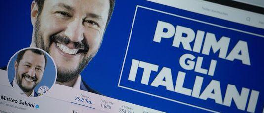 Politici sui social: continua a crescere la Meloni, si rialza Renzi, flop Di