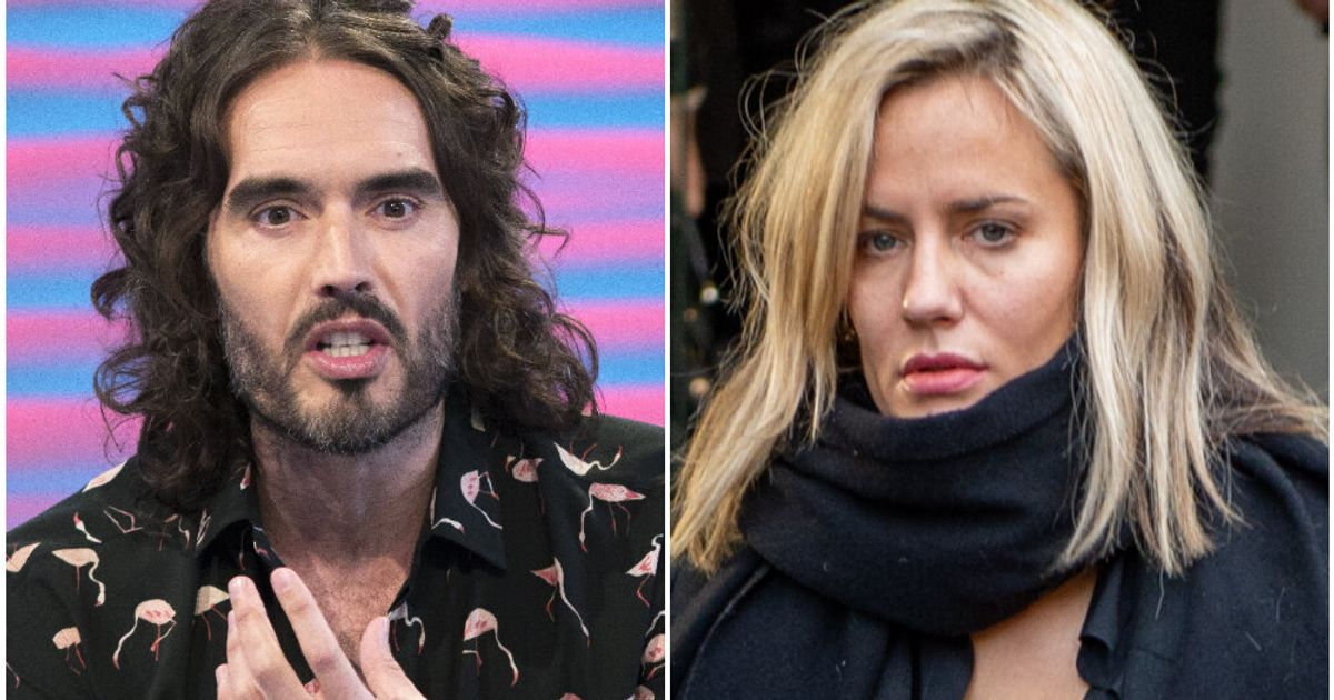 Russell Brand Urges 'Kindness, Forgiveness And Compassion' Following The Death Of 'Dynamo' Caroline Flack