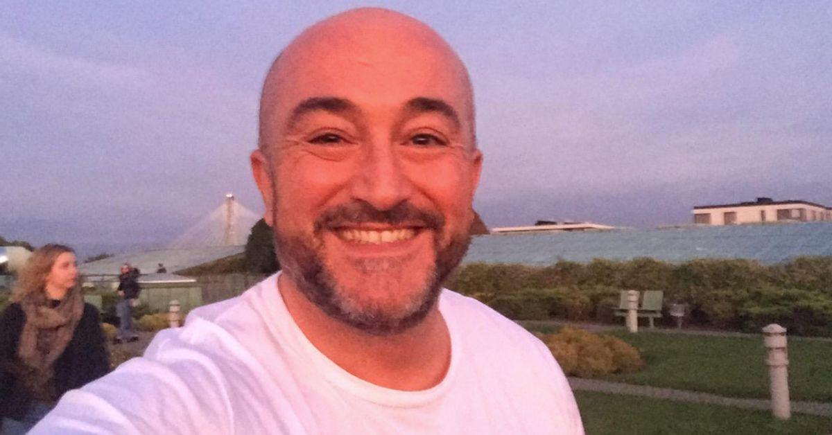 Diego Reina, el primer profesor en rebelarse contra Vox y