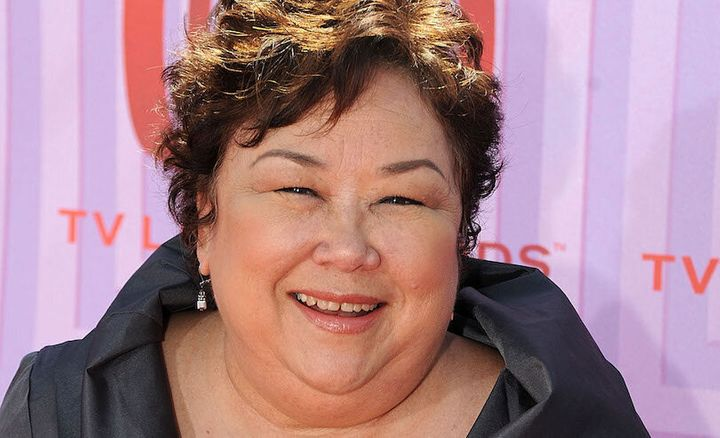 Kellye Nakahara Wallett makes a red carpet appearance at an event in California in 2009. The actress died Sunday from cancer, her son told The Associated Press.