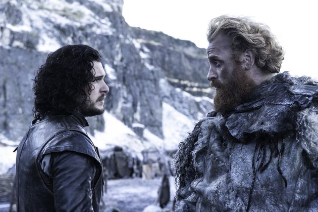 Jon and Tormund plan their buddy cop