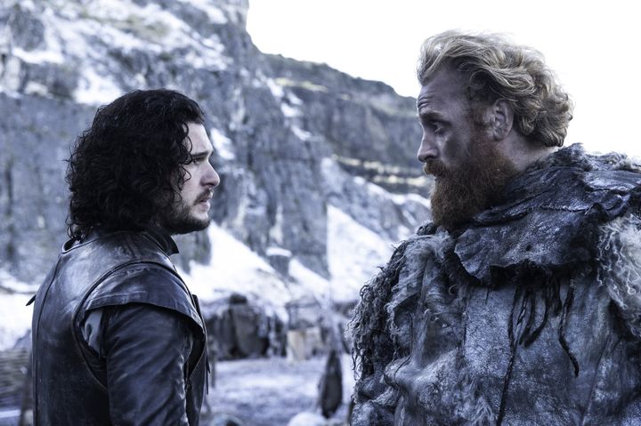 Jon and Tormund plan their buddy cop reboot.