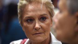 Marie-Caroline, la sœur aînée de Marine Le Pen, fait son retour en