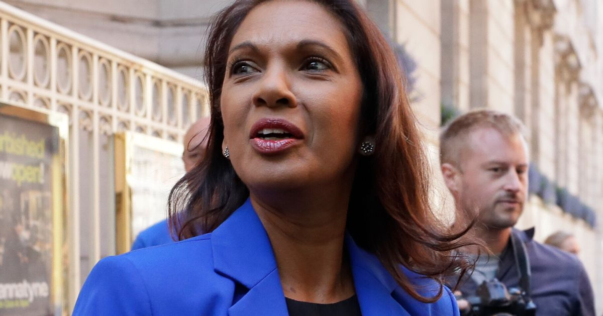 Curbing Judicial Review Is Johnson's Brexit 'Revenge', Says Gina Miller