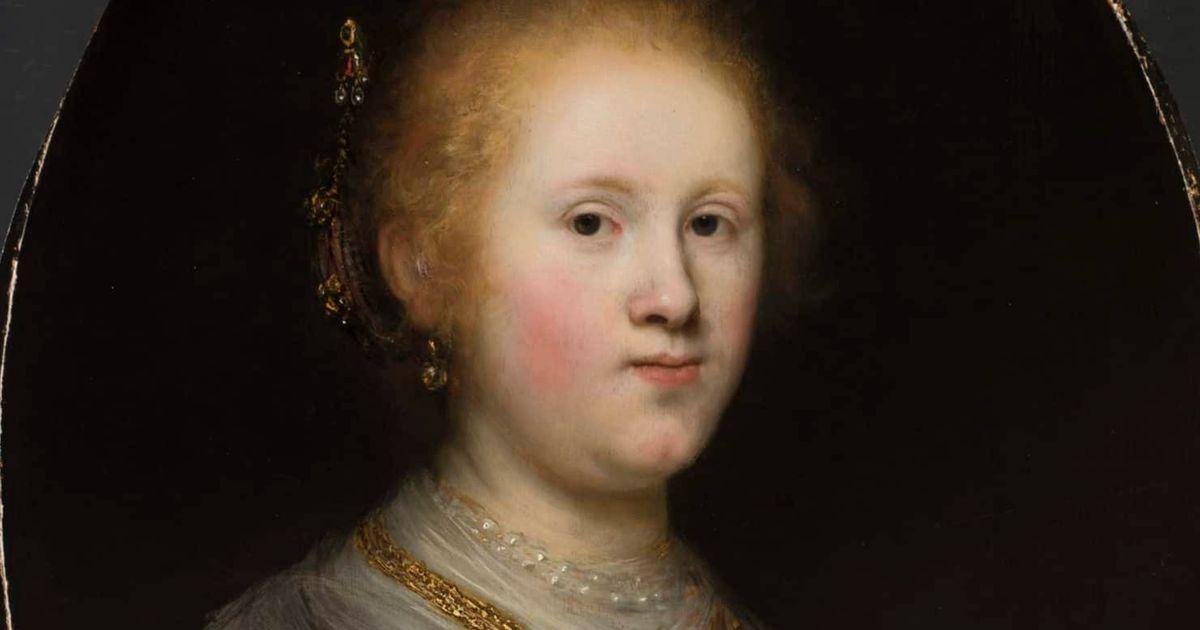 Une oeuvre de Rembrandt authentifiée