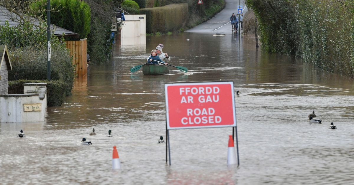 Is Climate Change To Blame For Flooding After Storm Ciara And Storm Dennis?