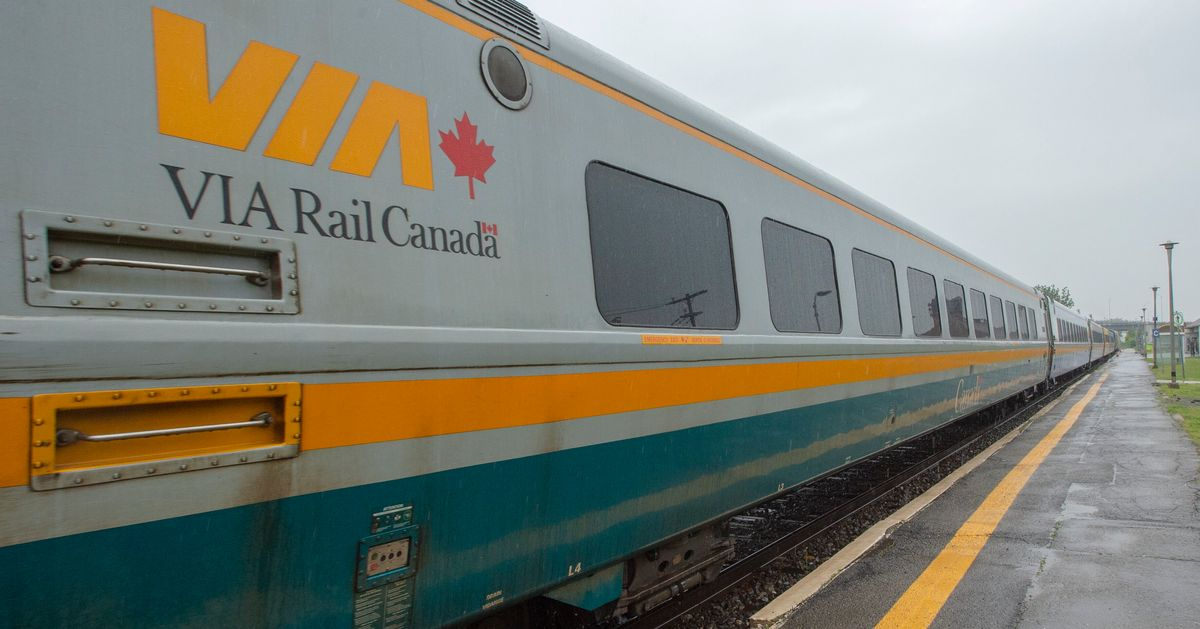 VIA Rail To Resume Service In Eastern Canada As Protests Continue