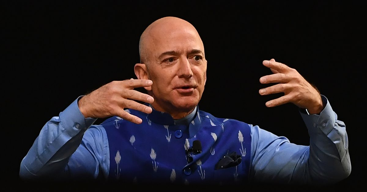 Jeff Bezos Commits $10 Billon To Save The Earth From Climate Change