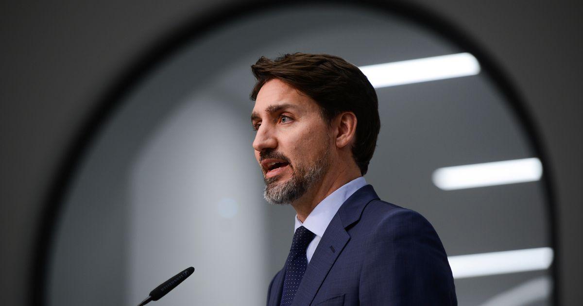 Blocus ferroviaire: Trudeau s'adresse aux Communes