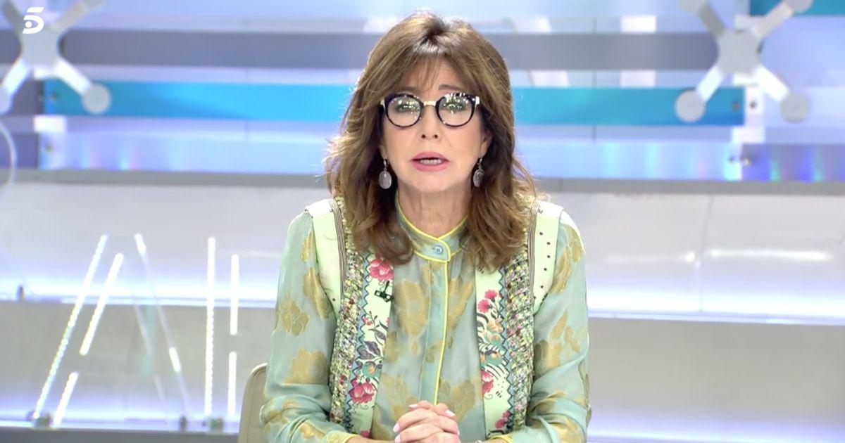 """Ana Rosa Quintana se moja (y mucho): """"Estoy esperando la opinión de Pablo Iglesias"""""""