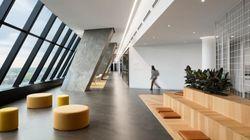 5 somptueux bureaux de Montréal qui font