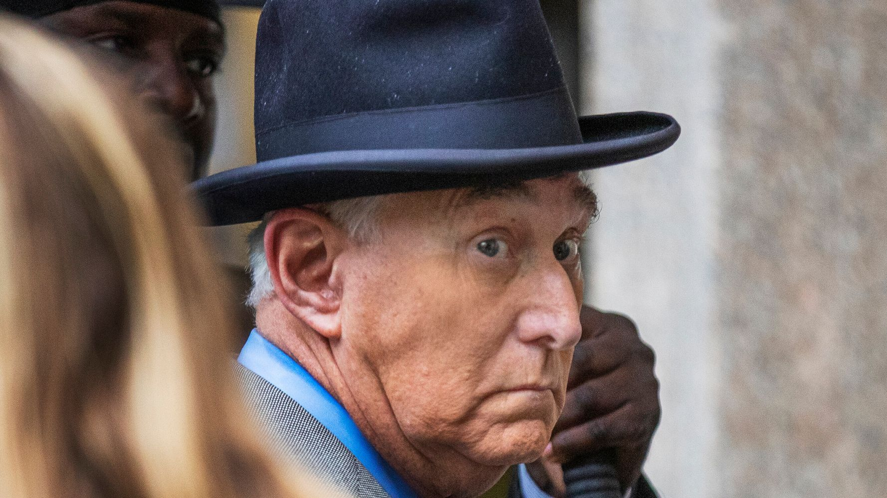 Westlake Legal Group 5e4c109023000030000be308 Trump Says Roger Stone's Conviction 'Should Be Thrown Out'