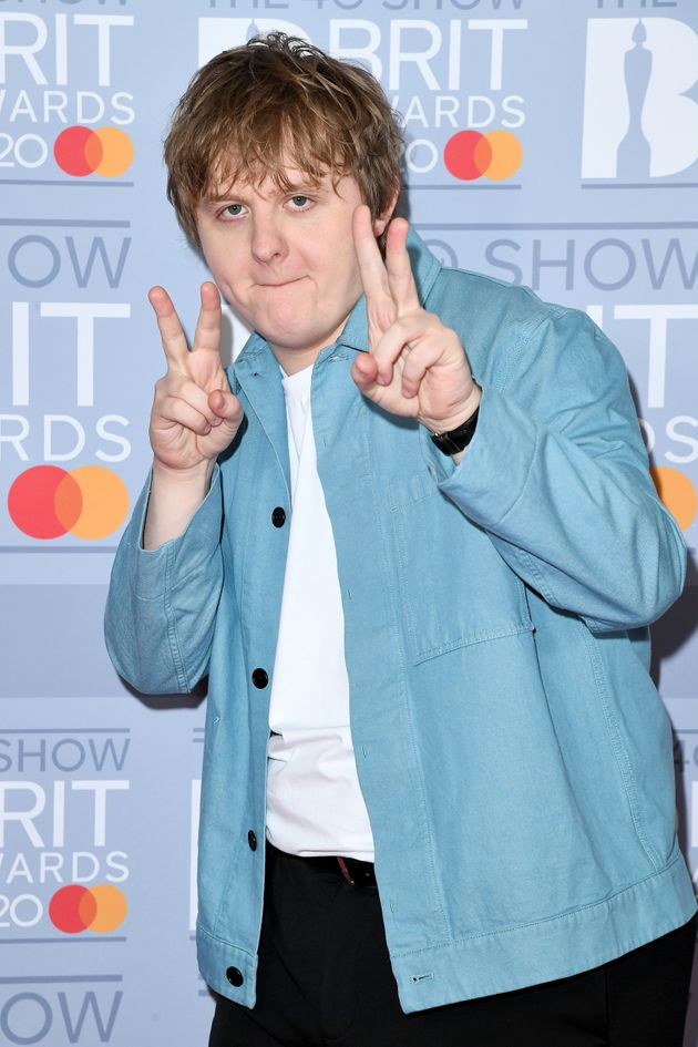 Lewis Capaldi On The Brit Awards 2020 Red Carpet Is Everything We Wanted And