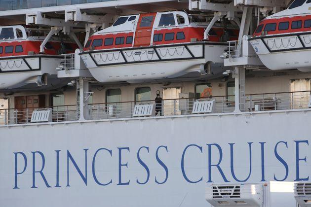 Sur les 3700 passagers, au moins 542 personnes ont été diagnostiquées positives...