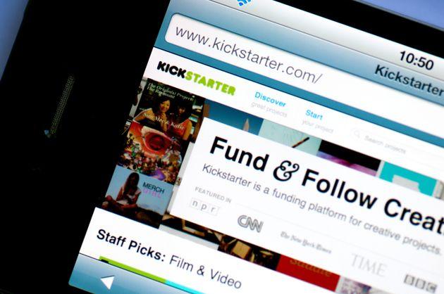 Los trabajadores de la plataforma de recaudación de fondos en línea Kickstarter votaron estrechamente por sindicalizarse