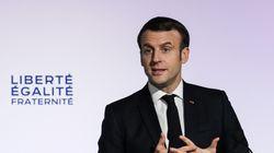 Macron annonce la fin des imams détachés et des enseignements d'origine