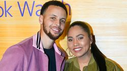 Steph And Ayesha Curry Give Canada A Little Love While On