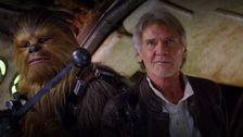 Harrison Ford kümmert sich nicht darum, Ein Beliebter 'Star Wars' Geheimnis
