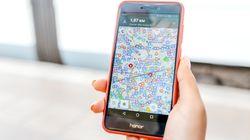 Google Maps retouche les