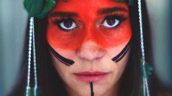 Alessandra Negrini colocou seu 'corpo e voz a serviço de uma causa', diz organização