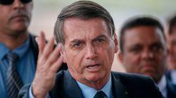 Bolsonaro usa mentira contra jornalista para fazer ofensa