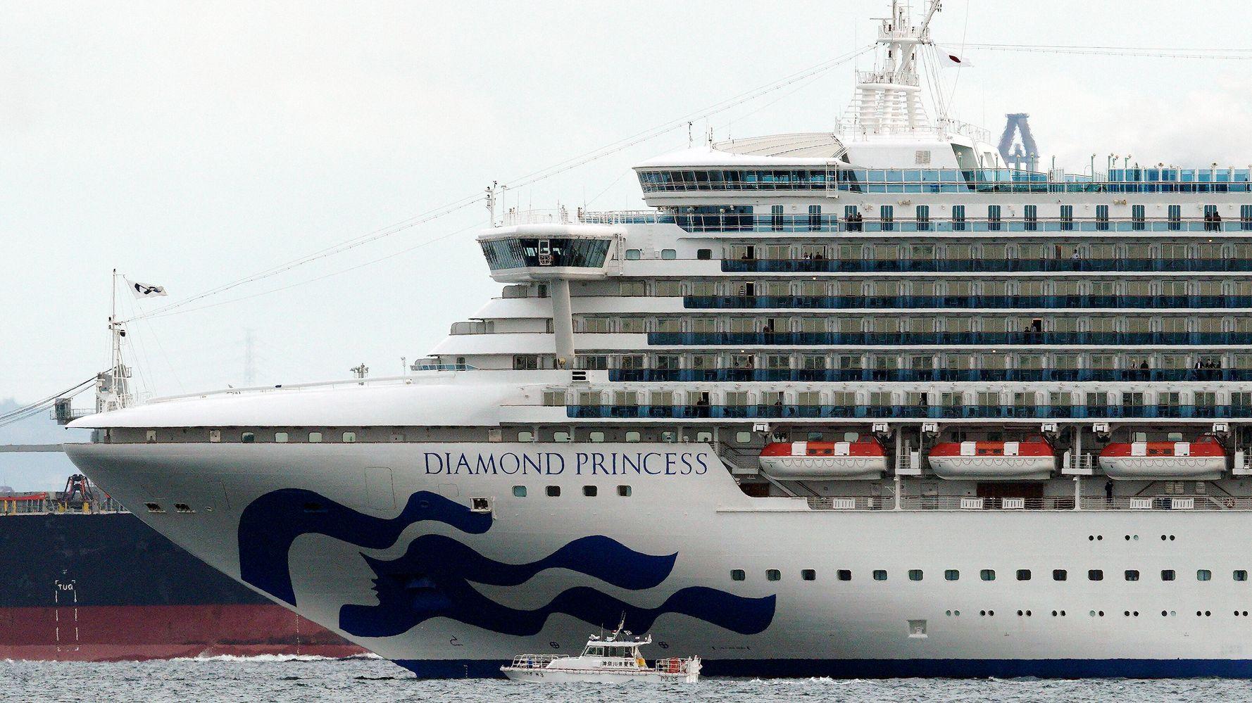 Quarantined Cruise Ship In Japan Became Incubator For Coronavirus