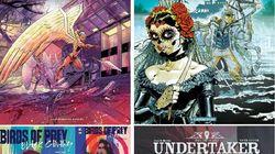 BLOG - Science-fiction, western ou super-héroïnes, 8 personnages de BD bien