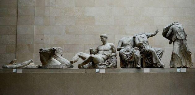 Η διαμάχη Ελλάδας - Βρετανίας για τα γλυπτά του Παρθενώνα φουντώνει μετά το
