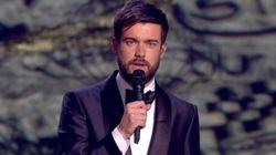 Brits Host Jack Whitehall Pays Tribute To Caroline Flack During Awards Show