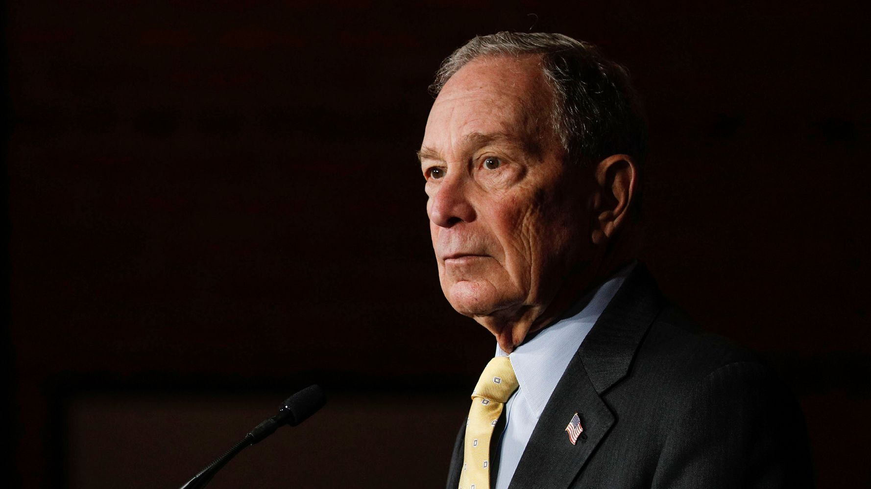 Bloomberg Spent His Entire Career Flattering Wall Street
