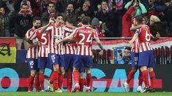 El Atlético se hace fuerte en casa y doblega al todopoderoso Liverpool 1-0 en la ida de octavos de la